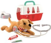 Dětský kufřík pro veterináře Ecoiffier