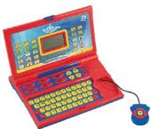 Dětský laptop Carousel