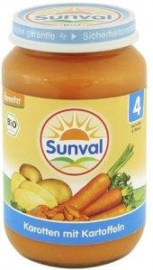 Dětský masozeleninový příkrm bio Sunval