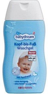 Mycí gel dětský pro tělo a vlasy Babydream