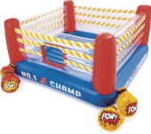 Dětský nafukovací boxovací ring