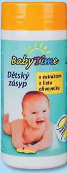 Pudr dětský BabyTime