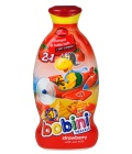 Dětský šampon a pěna 2v1 Bobini