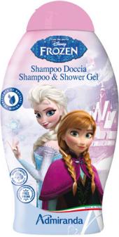 Dětský šampon a sprchový gel 2v1 Admiranda