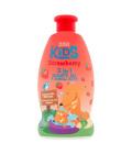 Dětský šampon&sprchový gel a pěna 3v1 Tesco Kids