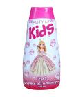 Dětský sprchový gel a šampon 2v1 Beauty Line Vento