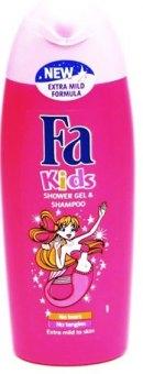 Sprchový gel dětský Fa
