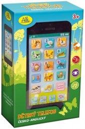 Dětský telefon Albi