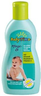 Olej tělový dětský BabyTime
