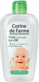 Olej tělový dětský Corine de Farme