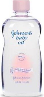 Olej tělový dětský Baby Johnson's