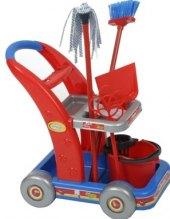 Dětský úklidový vozík Vileda