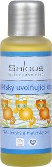 Dětský uvolňující olej Saloos