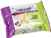 Toaletní papír dětský vlhčený Natuvell