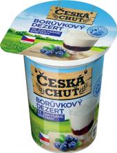 Zakysaný dezert Česká chuť