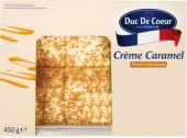 Dezert karamelovo-piškotový Duc De Coeur