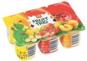 Dezert tvarohový ovocný Fruit trio K-Classic