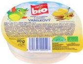 Dezert z tvarohu a jogurtu Naše Bio