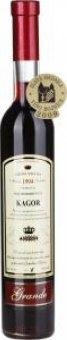 Víno červené dezertní Kagor