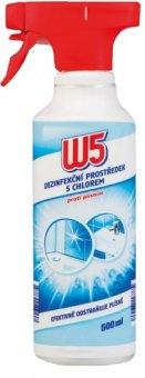 Dezinfekce proti plísním W5