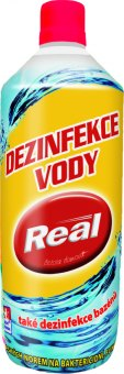 Dezinfekce vody Real