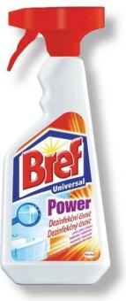 Čistič dezinfekční Power Bref