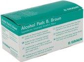 Dezinfekční čtverečky Alcohol B. Braun