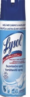 Dezinfekční sprej na prádlo Lysol