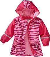 Dívčí nepromokavá bunda Lupilu