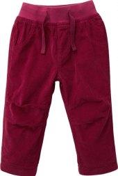 Dívčí kojenecké manžestrové kalhoty Kuniboo
