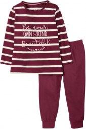 Dívčí kojenecké pyžamo Lupilu