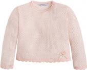 Dívčí kojenecký svetr Lupilu