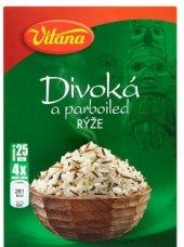 Rýže parboiled a divoká Vitana