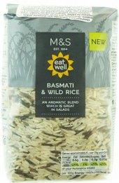 Dlouhozrnná a indiánská rýže Marks & Spencer