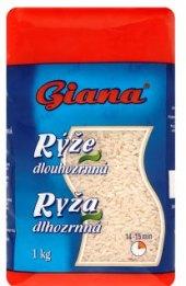 Rýže dlouhozrnná Giana