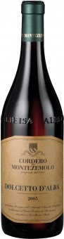 Víno Dolcetto d´Alba Cordero de Montezemolo