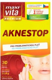 Doplněk stravy Aknestop Premium MaxiVita