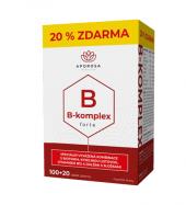 Doplněk stravy B-komplex Forte Aporosa