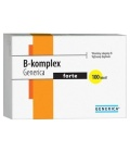 Doplněk stravy B-komplex Forte Generica