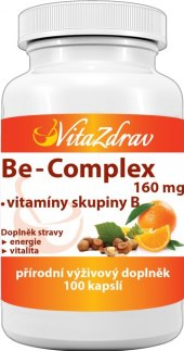 Doplněk stravy Be - Complex VitaZdrav