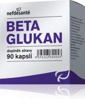 Doplněk stravy Beta Glukan Nefdesanté