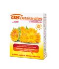 Doplněk stravy Betakaroten s měsíčkem GS
