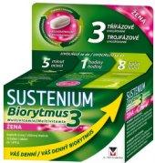Doplněk stravy Biorytmus 3 multivitamin žena Sustenium