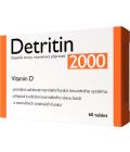 Doplněk stravy Detritin 2000