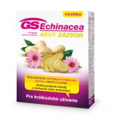 Doplněk stravy Echinacea Akut Zázvor GS