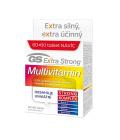 Doplněk stravy Extra Strong Multivitamin GS