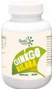 Doplněk stravy Ginkgo Biloba Healthies