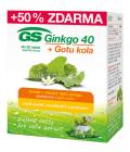 Doplněk stravy Ginkgo GS + Gotu Kola