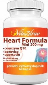 Doplněk stravy Heart formula VitaZdrav