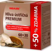 Doplněk stravy Hlíva ústřičná Premium Walmark